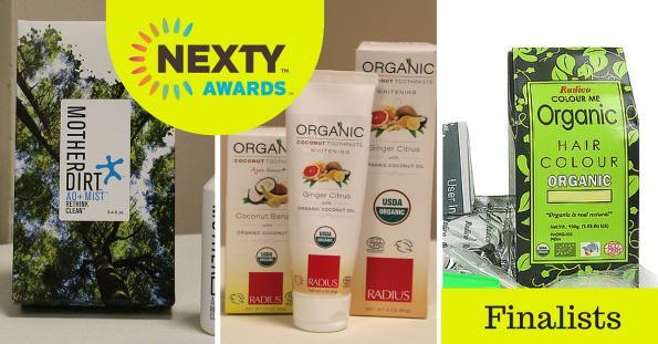 Radico Colour Me Organic saavutti palkinnon innovatiivisuudesta