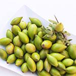 Arganöljy sisältää runsaasti välttämättömiä rasvahappoja, antioksidantteja ja E-vitamiinia.