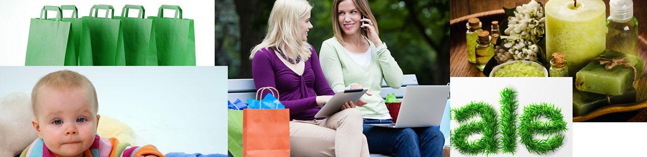 Luonnonkosmetiikka verkkokaupan asiakkaana saat rahaarvoisia etuja ja alennuksia