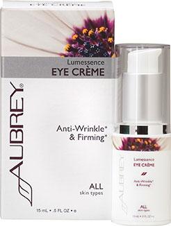 Aubrey luonnonkosmetiikka silmänympärysvoide