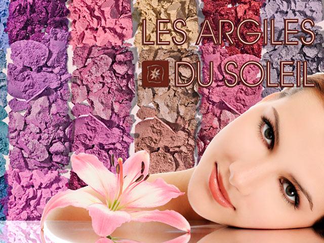Les Argiles Du Soleil savet kauneuudenhoidon ammattilaisille, kampaajille ja ekokampaajille