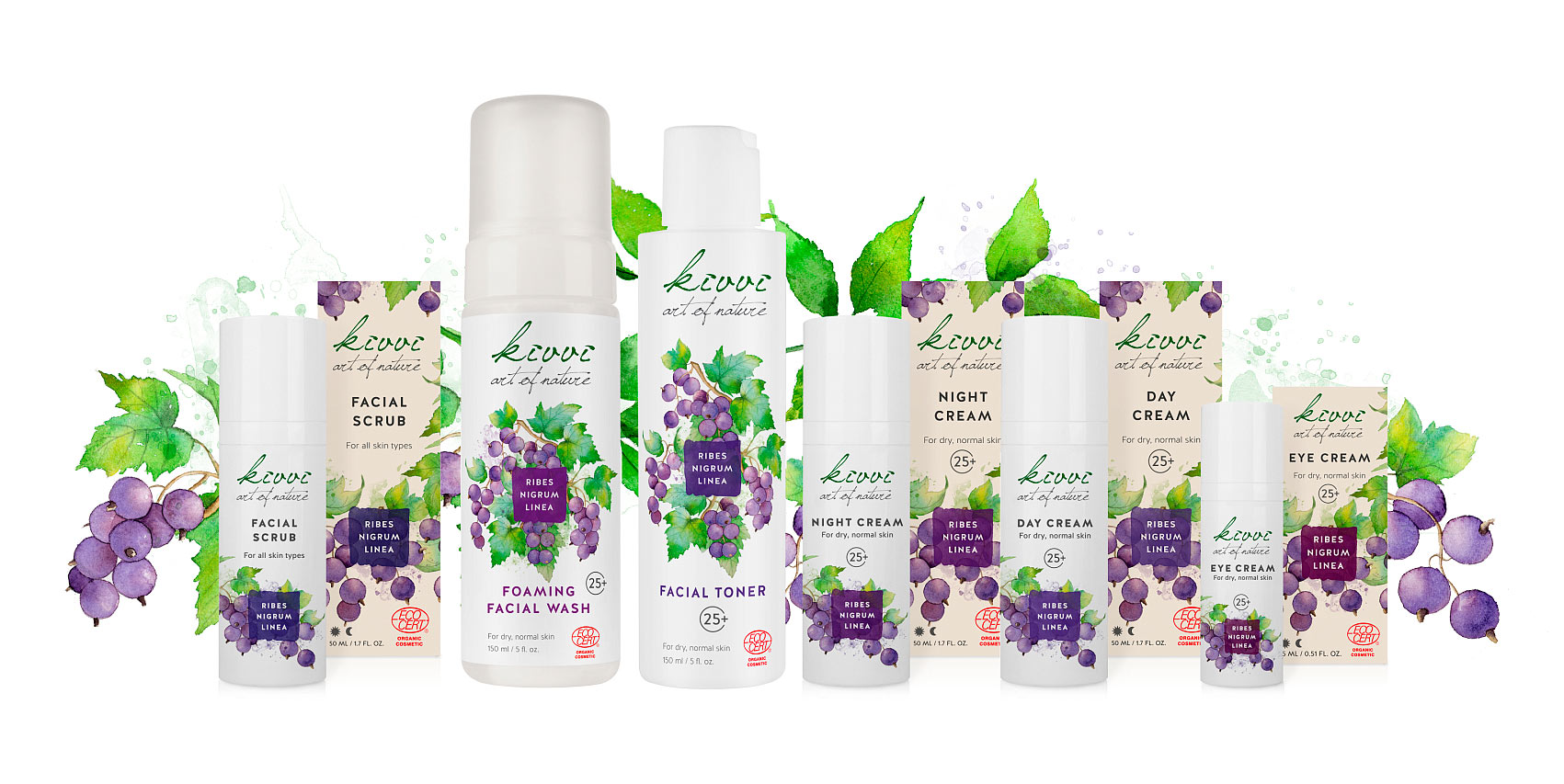 Aubrey Organics kaikki tuotteet sopivat naisille miehille ja lapsille