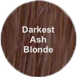 Darkest Ash Blonde