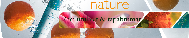 Tietopäivä Luonnonmukaiset hiustenhoitotuotteet