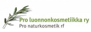 Waku Organics on Pro Luonnonkosmetiikkayhdistyjsen jäsen